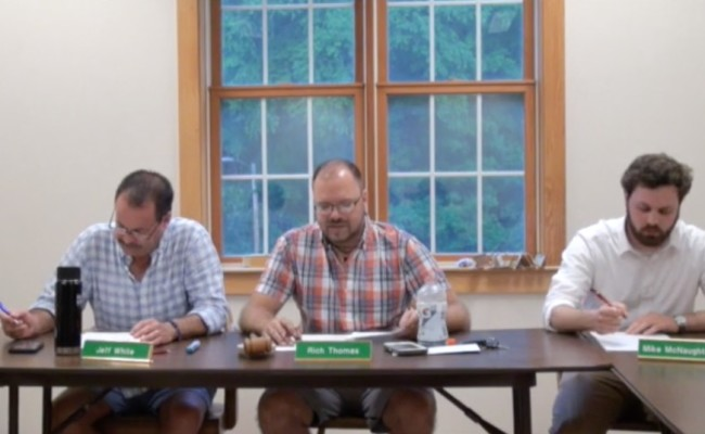 Windsor Select Board 6/13/2017