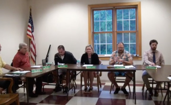 Windsor Select Board 6/27/2017