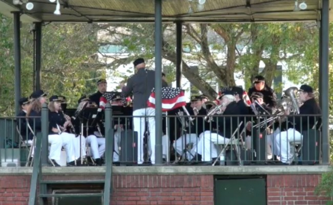 Concert on the Common: Newmont Military Band