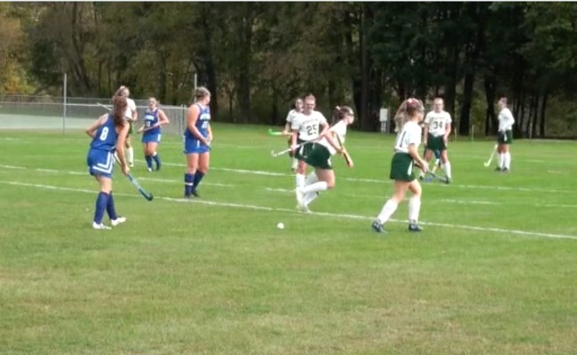 Windsor Varsity Field Hockey vs. Otter Valley 10/11/17