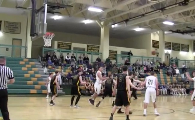 Windsor Varsity Boys Basketball vs. Green Mountain 1/08/2018