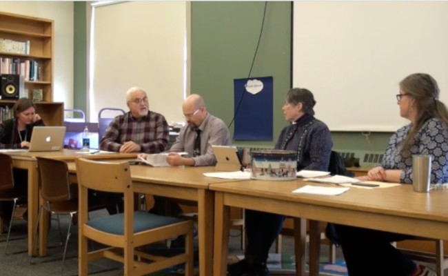 West Windsor School Board 3/22/2018