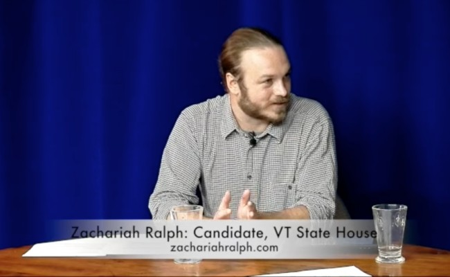 Interview with Zachariah Ralph