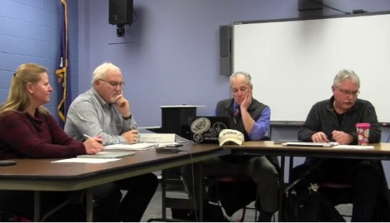 Windsor School Board 1/7/2019