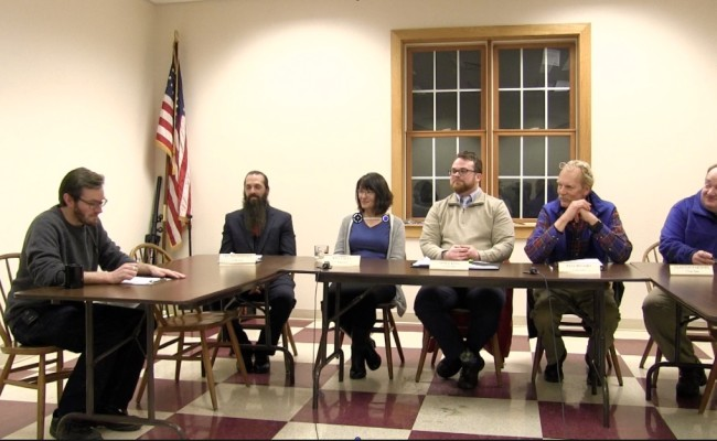 Windsor Select Board Candidate Forum 2/25/2019