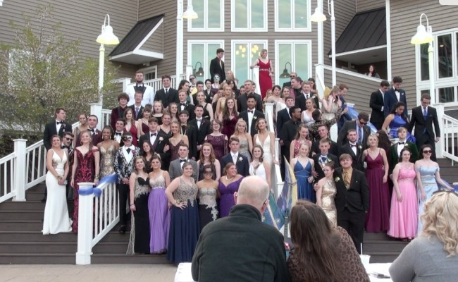 WHS Prom Grand March 2019