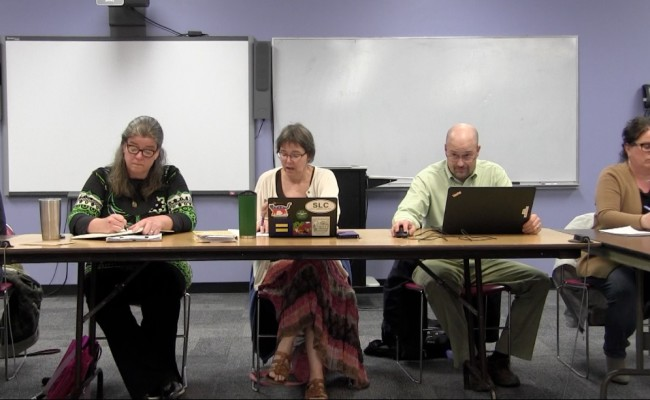 Mt. Ascutney District School Board Meeting 5/13/2019