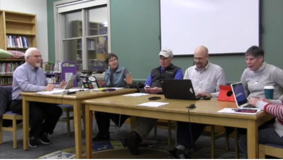 Mt. Ascutney School Board 12/9/2019