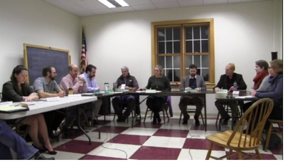 Windsor Select/Budget Meeting 12/10/2019