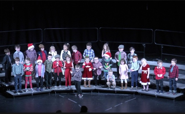Windsor K-4 Holiday Concert