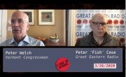 Peter Welch: Trillion questions on COVID 19
