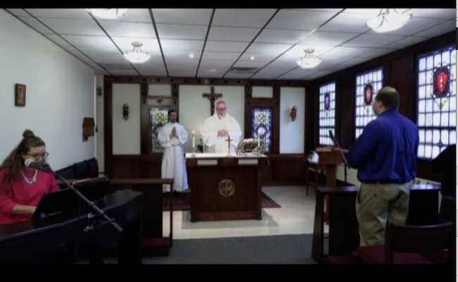 Catholic Mass 5/24/2020