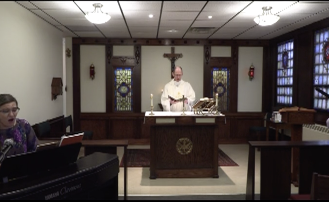 Catholic Mass 5/10/2020