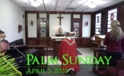 Catholic Mass 4/5/2020