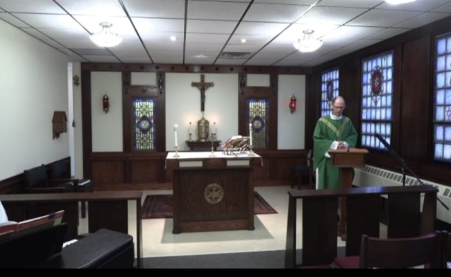 Catholic Mass 7/5/2020