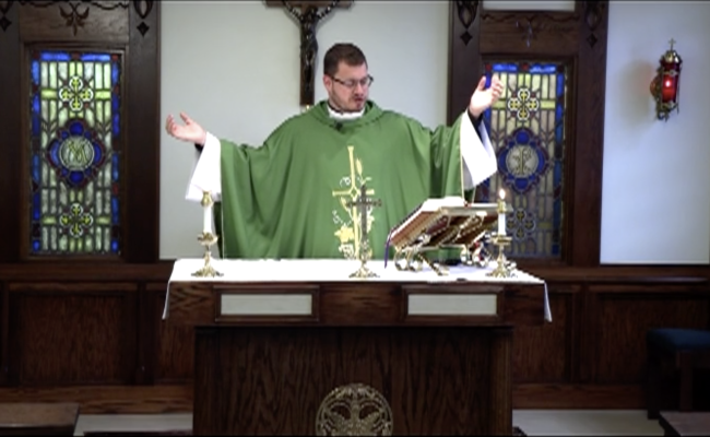Catholic Mass 9/20/2020