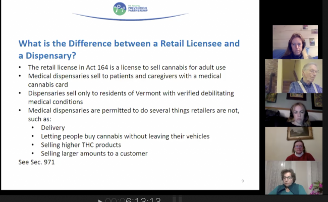 MAPP: Retail Cannabis Informational Meeting, Articles 25 & 26