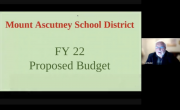 Mt. Ascutney School District Annual Meeting 2/25/2021